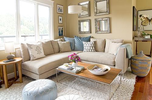 vormige woonkamer inrichten - Interieur Insider