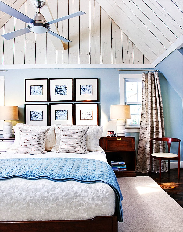 kleuren in de slaapkamer interieur insider
