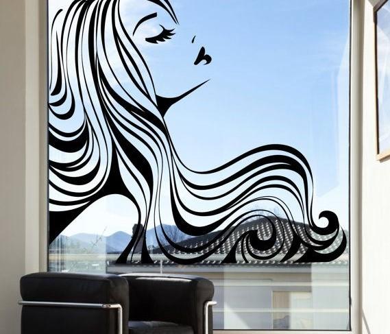 Decoratie raam