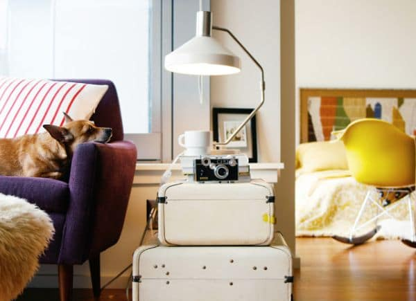 Vintage slaapkamer u interiorinsider