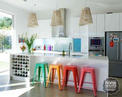 Keuken Kleur Muur : keuken idee keuken inspiratie keuken kleur keuken ...