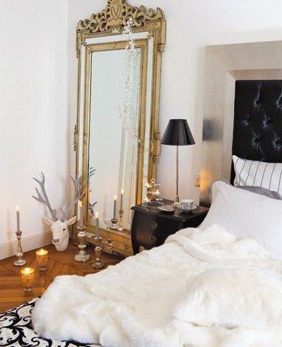 Gouden spiegel — InteriorInsider.nl