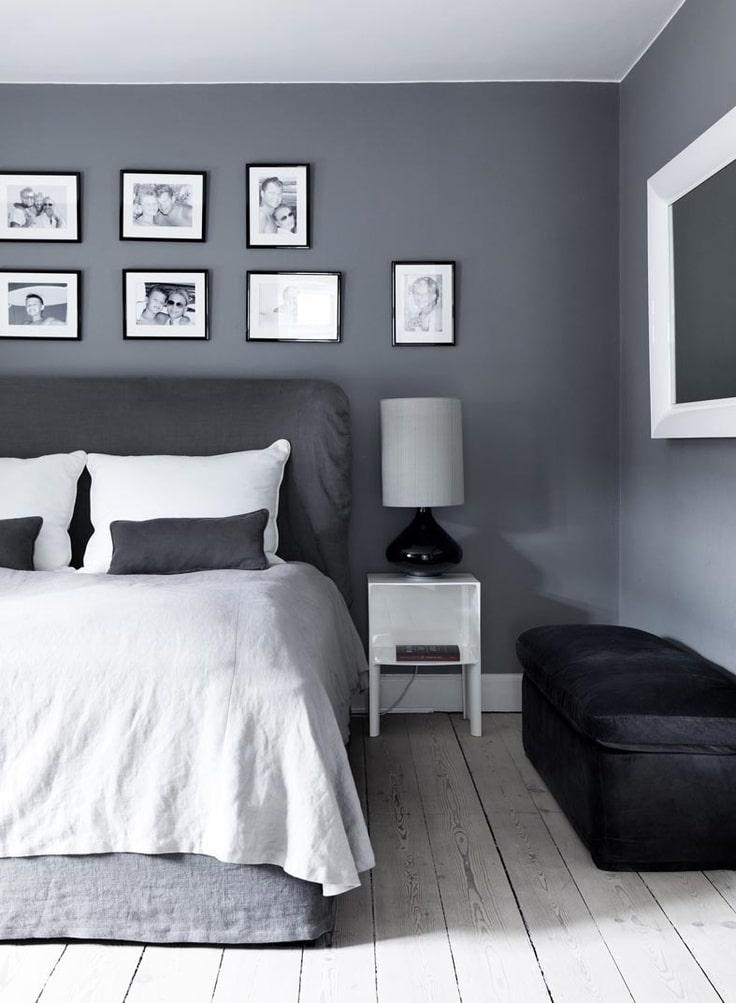 Grijze slaapkamer - Grijze slaapkamer ...