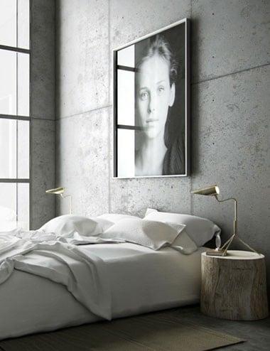 Industri le slaapkamer - Interieur industriele stijl decoratie ...