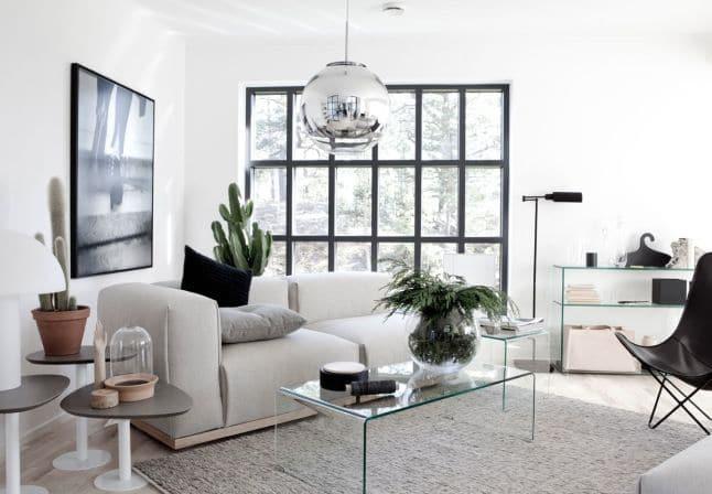 Interieur inspiratie woonkamer interieur insider - Idee schilderij living ...