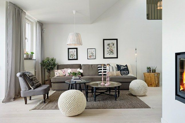 Interieur inspiratie woonkamer - Idee schilderij living ...