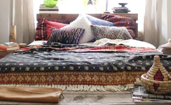 Marokkaanse slaapkamer — InteriorInsider.nl