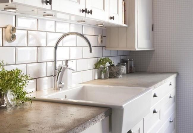 Keuken idee kleur interieur insider - Kleur witte keuken ...