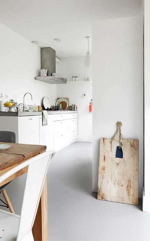 Keuken Inrichten Tips : Marmoleum Kitchen