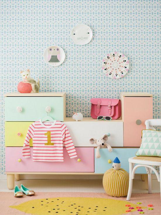 Inrichten kinderkamer - Interieur Insider