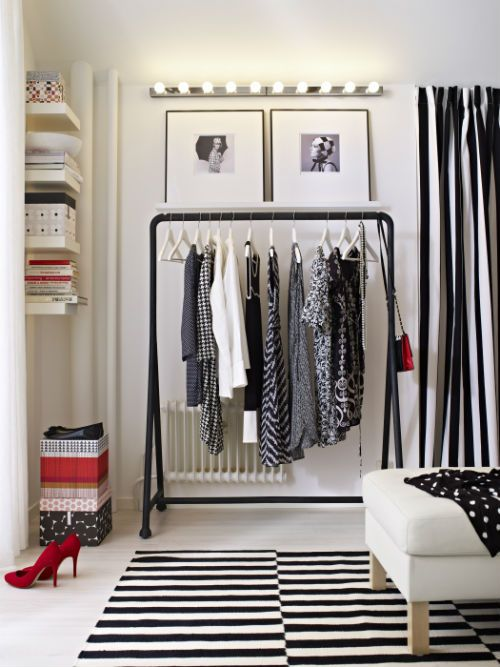 kledingrekken ikea meer dan afbeeldingen over zolder. Black Bedroom Furniture Sets. Home Design Ideas