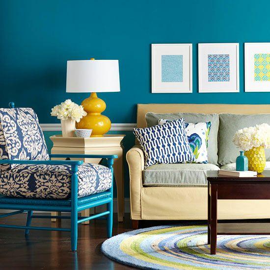 kleurencombinaties woonkamer  interieur insider, Meubels Ideeën