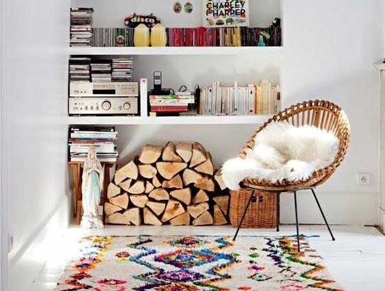 Kleuren combineren woonkamer