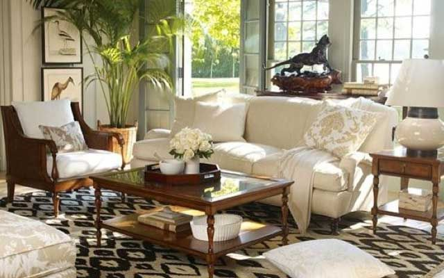 Early American Furniture Reproductions Koloniaal interieur - Interieur Insider