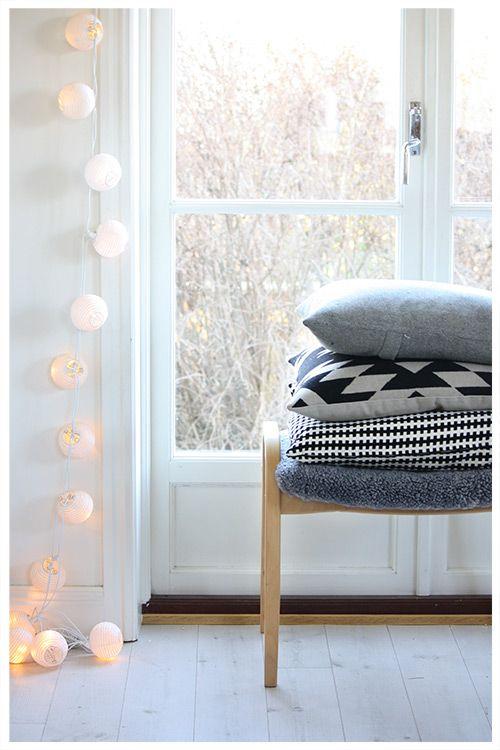 Lampionnen decoratie - Interieur decoratie volwassen kamer ...