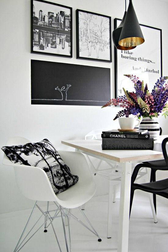 fotocollage wand ideen coole ideen collage with important places as a cool idea for day with. Black Bedroom Furniture Sets. Home Design Ideas