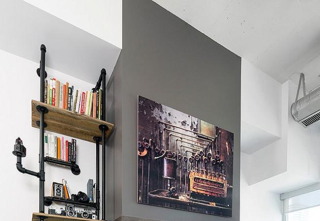 Moderne badkamer archieven interieur insider for Industriele loft