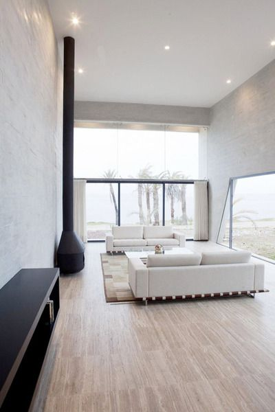 Minimalistische woonkamer   Interieur Insider