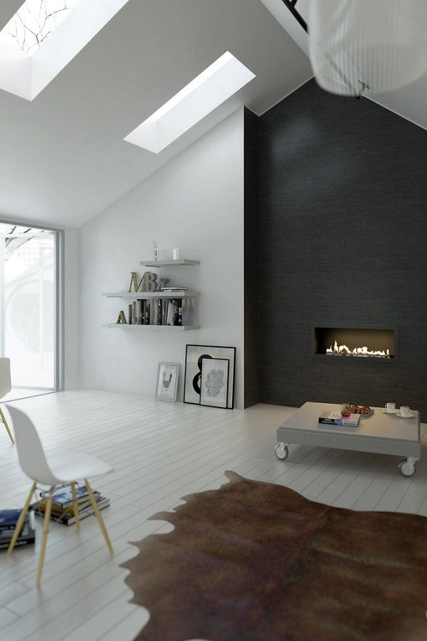 Minimalistische woonkamer  u2014 InteriorInsider nl