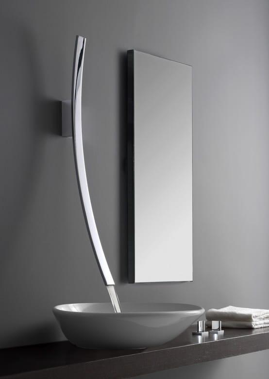 Moderne strakke badkamers interieur insider for Moderne accessoires
