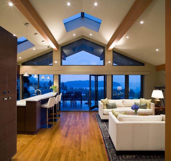 Gewelfde plafonds