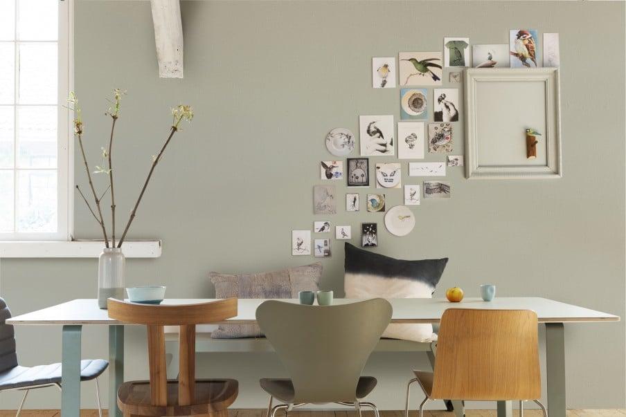 muur decoratie ideeën  consenza for ., Meubels Ideeën