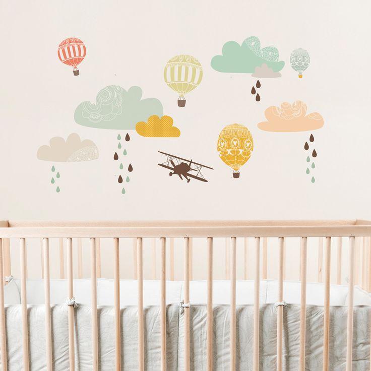 Kinderkamer Decoratie Muur.Babykamer Decoratie Interiorinsider Nl