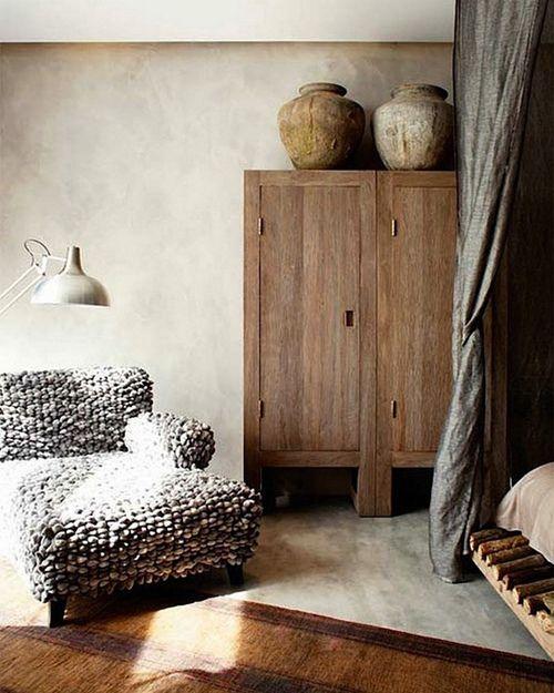 Natuurlijke materialen interieur   Interieur Insider