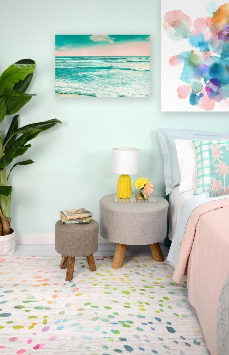 Pastel slaapkamer - Interieur Insider
