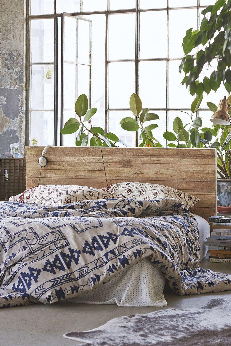 Plant in slaapkamer - Interieur Insider