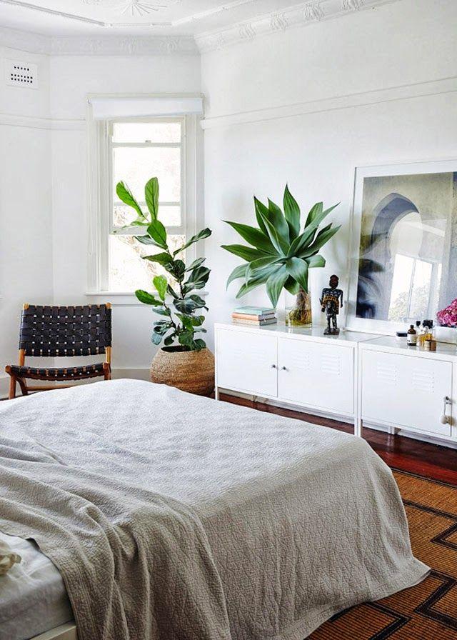 Planten in de slaapkamer — InteriorInsider.nl