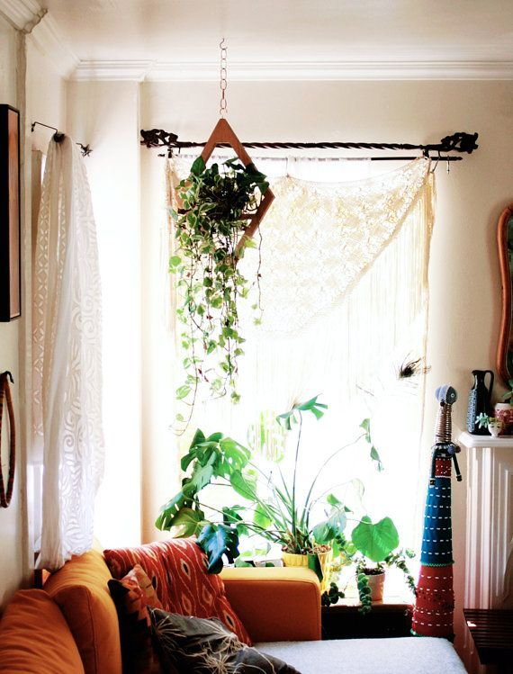 Planten in de vensterbank - Interieur Insider