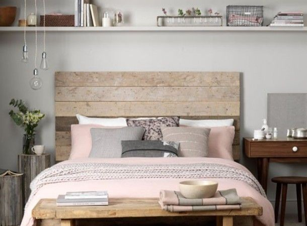 Slaapkamer Grijs Roze : Roze slaapkamer accessoires u artsmedia