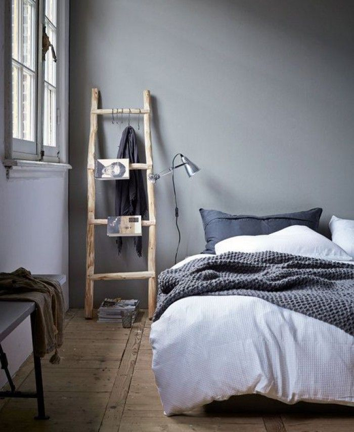 Rustgevende slaapkamer interieur insider - Decoratie interieur bois ...