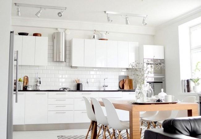 Zelf poort maken interieur insider - Scandinavische keuken ...