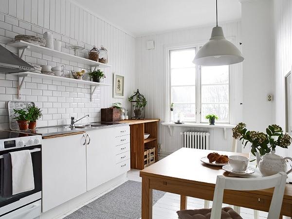Scandinavische keuken   interieur insider