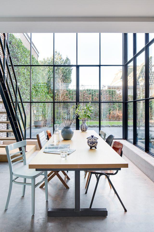 vithelp | aanbouw keuken serre, Deco ideeën
