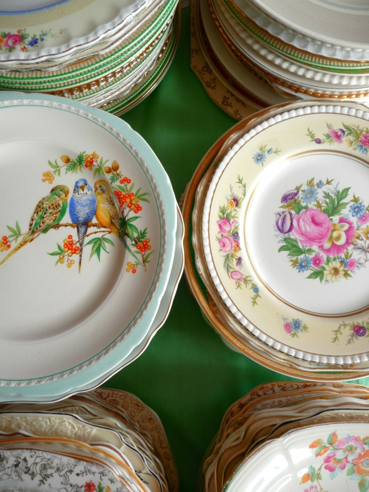 Vintage Servies Mdash Interiorinsidernl