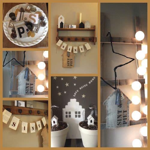 Sinterklaas decoratie - Versieren kantoor ...
