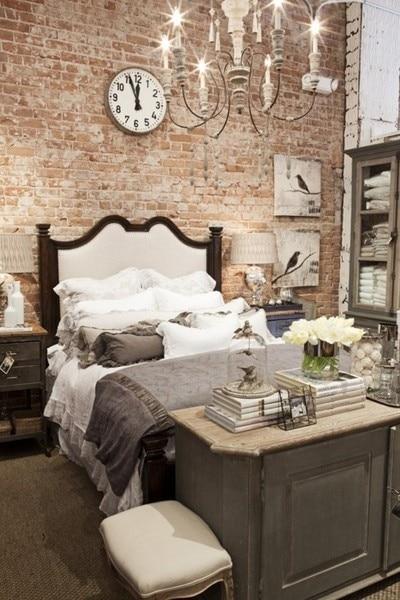 Slaapkamer behang idee - Slaapkamer idee ...