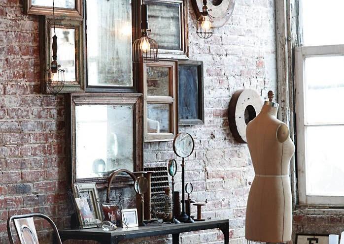 Spiegel interieur