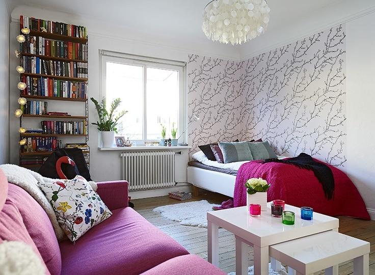 Slaapkamer Peuter Inrichten : slaapkamer inrichten student : Inrichten ...