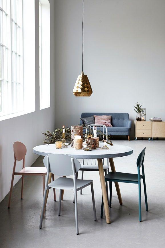 Vierkante of ronde tafel