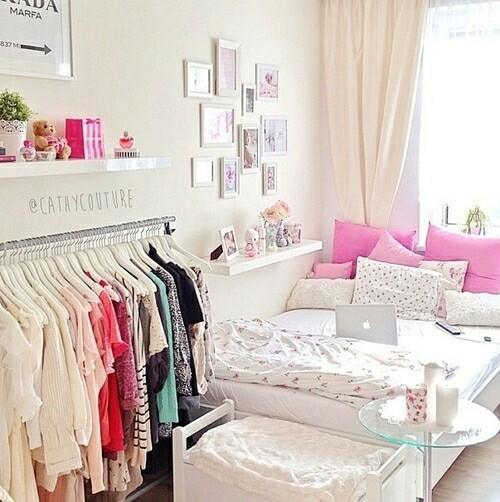 Meiden tiener kamer interieur insider - Tiener slaapkamer ideeen ...