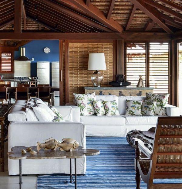 Tropisch interieur - Interieur decoratie badkamer ...