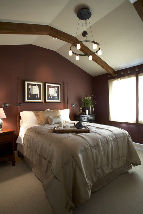 traditional-bedroom-brown