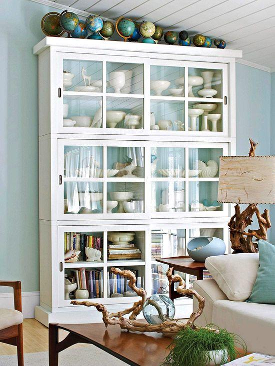 Zeer Vintrinekast inrichten in verschillende kamers van jouw huis &KP09