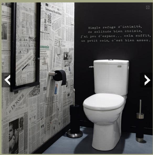Voorbeelden toilet inrichting interieur insider - Voorbeeld toilet ...
