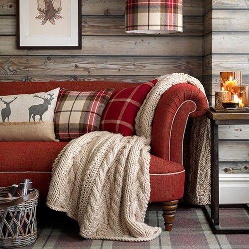 Winter interieur