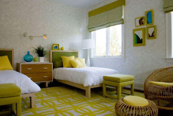 Vintage slaapkamer - Alfombras para dormitorios ...